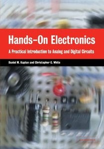 Hands-On Electronics : A Practical Introduction to Analog and Digital Circuits (Paperback)-cover