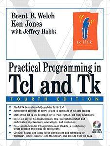 Practical Programming in Tcl and Tk, 4/e (Paperback)-cover
