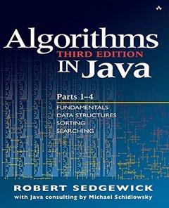Algorithms in Java, 3/e-cover