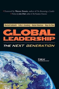 Global Leadership: The Next Generation-cover