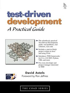 Test-Driven Development: A Practical Guide (Paperback)-cover