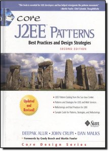 Core J2EE Patterns: Best Practices and Design Strategies, 2/e (Hardcover)-cover