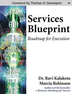 Services Blueprint: Roadmap for Execution-cover