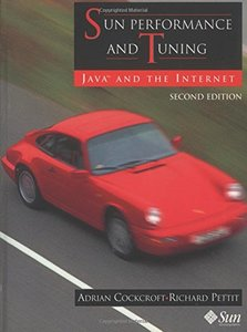 Sun Performance and Tuning: Java and the Internet, 2/e-cover