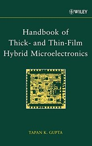Handbook of Thick- and Thin-Film Hybrid Microelectronics (Hardcover)-cover