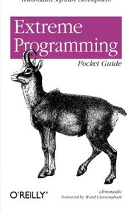 Extreme Programming Pocket Guide-cover