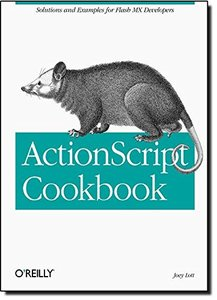 ActionScript Cookbook-cover