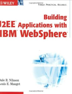 Building J2EE Applications with IBM WebSphere-cover