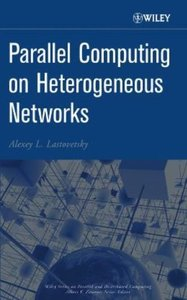 Parallel Computing on Heterogeneous Networks-cover