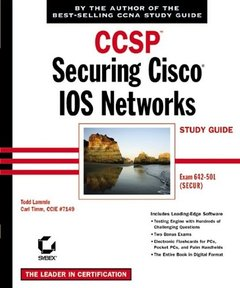 CCSP: Securing Cisco IOS Networks Study Guide (642-501)-cover