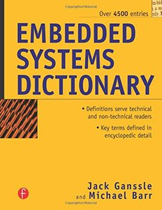 Embedded Systems Dictionary-cover