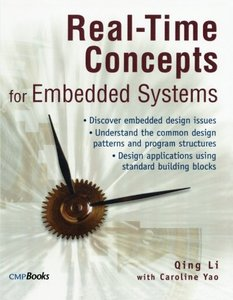 Real-Time Concepts for Embedded Systems (Paperback)-cover