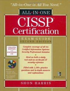 CISSP All-in-One Exam Guide, 2/e-cover