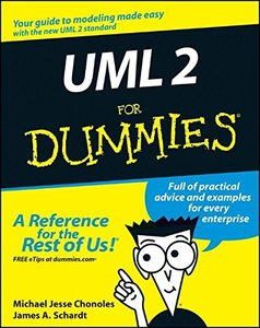 UML 2 for Dummies (Paperback)-cover