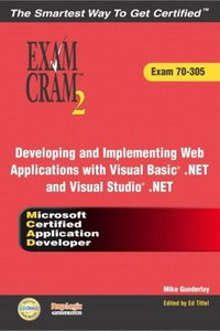 MCAD Developing and Implementing Web Applications with Microsoft Visual Basic .N-cover