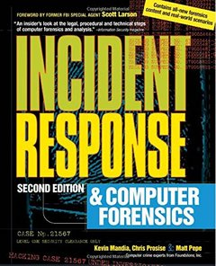 Incident Response and Computer Forensics, 2/e (Paperback)-cover