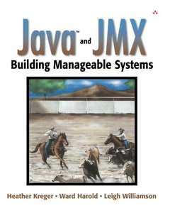 Java and JMX: Building Manageable Systems (Paperback)-cover