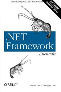 .Net Framework Essentials, 3/e-cover
