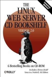 Linux Web Server CD Bookshelf 2.0, 2/e-cover