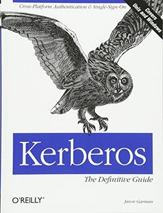 Kerberos : The Definitive Guide (Paperback)-cover