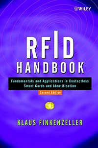 RFID Handbook: Fundamentals and Applications in Contactless Smart Cards and Identification, 2/e-cover