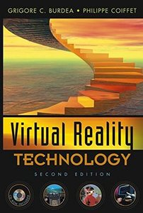 Virtual Reality Technology, 2/e-cover