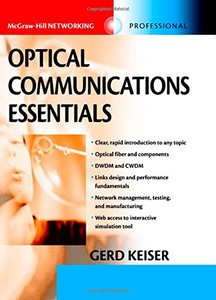 Optical Communications Essentials-cover