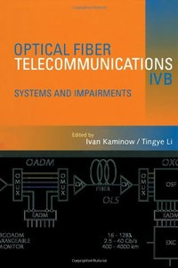 Optical Fiber Telecommunications IV-B: Systems and Impairments-cover