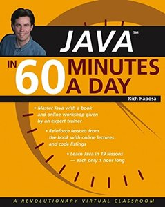 Java in 60 Minutes A Day-cover