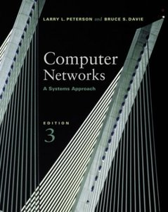 Computer Networks: A Systems Approach, 3/e (IE) (美國版ISBN:155860832X)-cover
