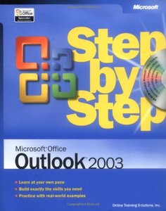 Microsoft Office Outlook 2003 Step by Step-cover