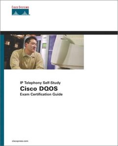 Cisco DQOS Exam Certification Guide (IP Telephony Self-Study)-cover