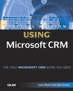Special Edition Using Microsoft CRM-cover