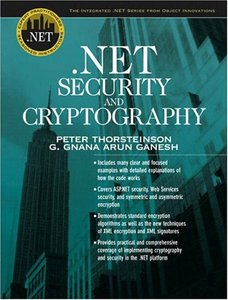 .NET Security and Cryptography-cover