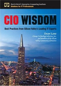 CIO Wisdom: Best Practices from Silicon Valley-cover