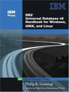 DB2 UDB v8 Handbook for Windows and UNIX/Linux-cover