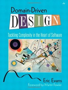 Domain-Driven Design: Tackling Complexity in the Heart of Software (Hardcover)-cover