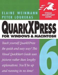 QuarkXPress 6 for Windows and Macintosh-cover
