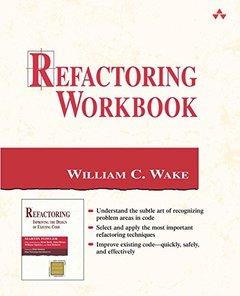Refactoring Workbook (Paperback)-cover