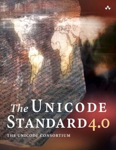 The Unicode Standard, Version 4.0-cover