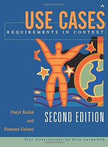 Use Cases: Requirements in Context, 2/e (Paperback)-cover