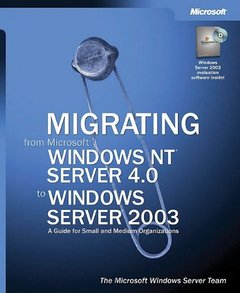 Migrating from Microsoft Windows NT Server 4.0 to Windows Server 2003-cover