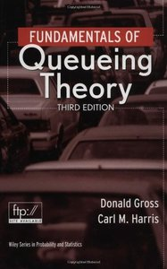 Fundamentals of Queueing Theory, 3/e (精裝)-cover