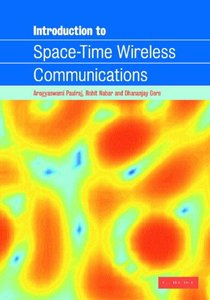 Introduction to Space-Time Wireless Communications (Hardcover)-cover