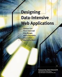 Designing Data-Intensive Web Applications-cover