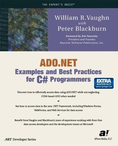 ADO.NET Examples and Best Practices for C# Programmers-cover