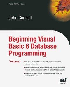 Beginning Visual Basic 6 Database Programming-cover