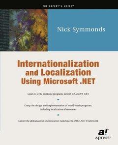 Internationalization and Localization Using Microsoft .Net-cover