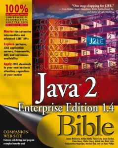 Java 2 Enterprise Edition 1.4 Bible-cover
