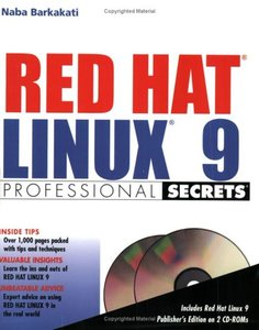 Red Hat Linux 9 Professional Secrets-cover